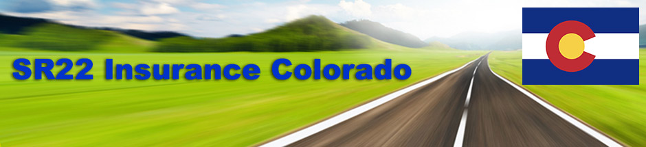SR22 Insurance Colorado